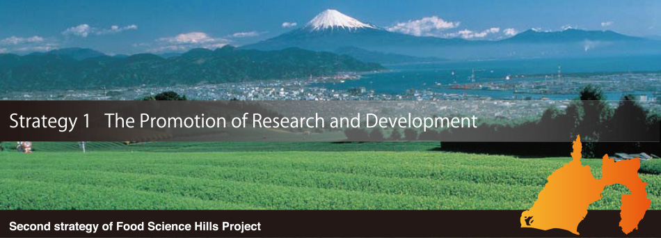 The Promotion of research and development